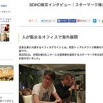 SOHO東京index
